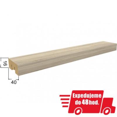 Stenová lamela STELLA BRION - dub sonoma 2700x16x40mm