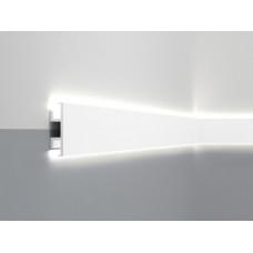 Lišta pre LED osvetlenie MARDOM QL017 / 10cm