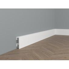 Lišta pre LED osvetlenie MARDOM lakovaná QL019P / 8cm