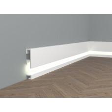 Lišta pre LED osvetlenie MARDOM QL019 a QL021 / 8 a 2cm